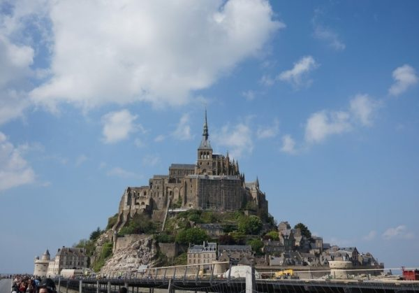 mont st michel -france