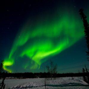 rocky aurora